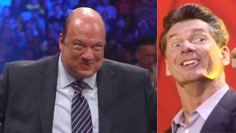 Paul Heyman and Vince McMahon are happy with the ongoing Rusev-Lana-Lashley