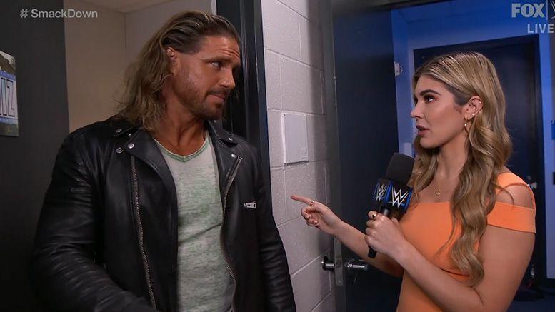 John Morrison returned to SmackDown last week