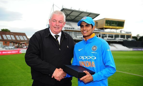 Mandeep Singh believes Shubman Gill would have benefitted from DRS
