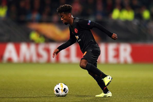 Deemed as the heir to Juan Mata, Angel Gomes is one of the most technically-gifted players out there