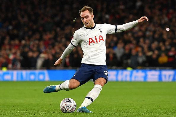 Barcelona planning a late swoop for Eriksen?