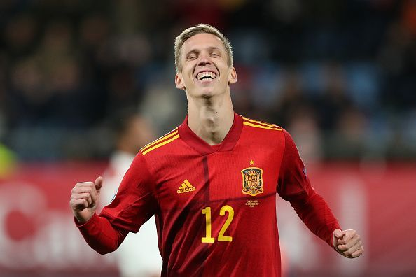 Barcelona missed out on the signing of Dani Olmo.