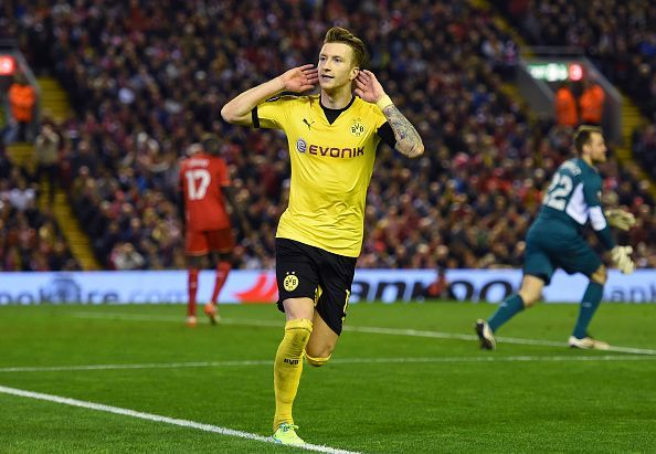 Marco Reus is arguably Dortmund