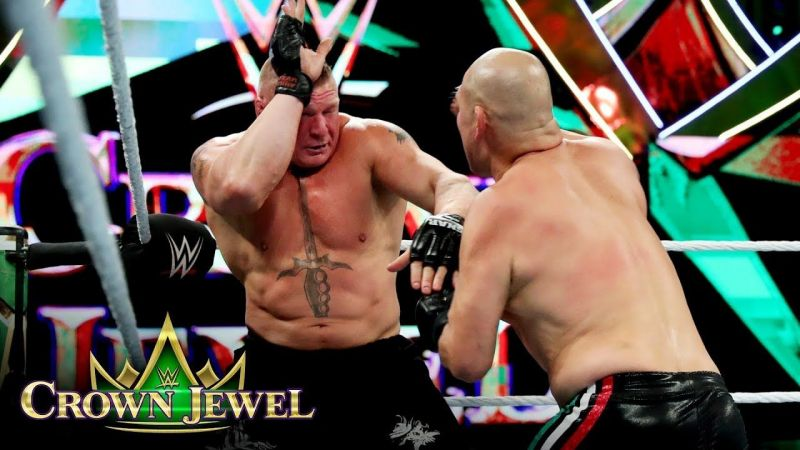 WWE needs to make fans forget about Cain Velasquez