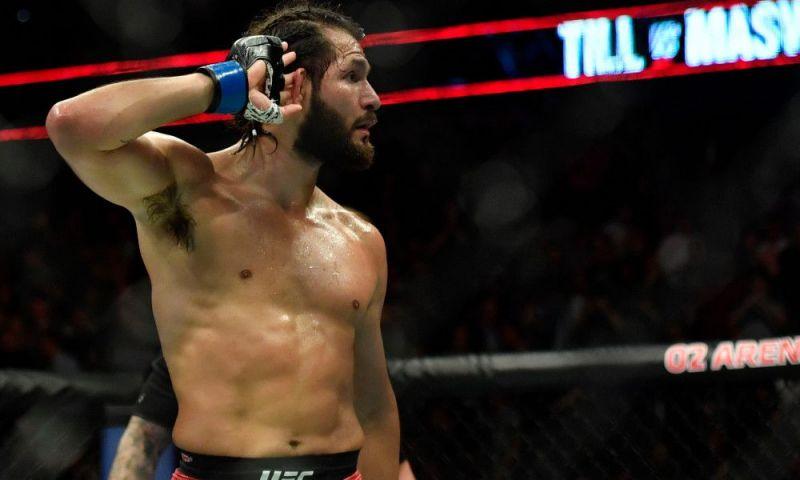 Jorge Masvidal (Image Courtesy: MMA Junkie)