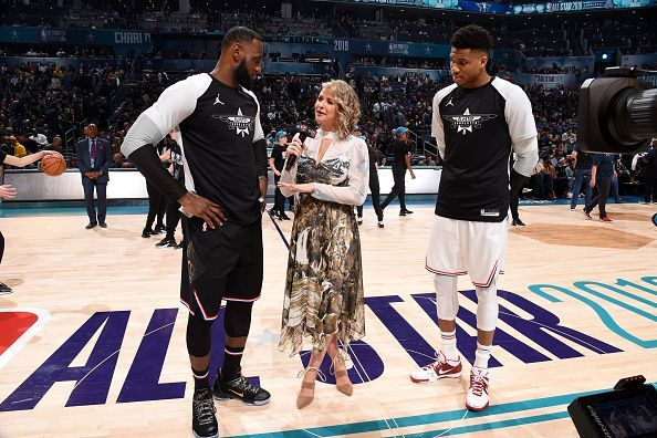 The 2019 All-Star Game saw Team LeBron face-off against Team Giannis