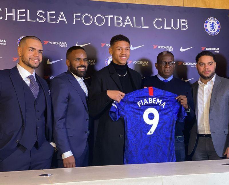 Bryan Fiabema is Lampard