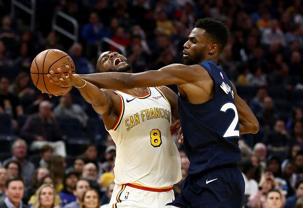 Minnesota Timberwolves need Andrew Wiggins (right) at his best