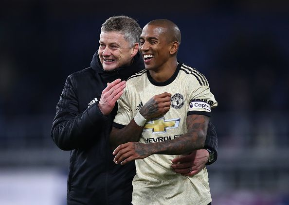 Ashley Young (R)