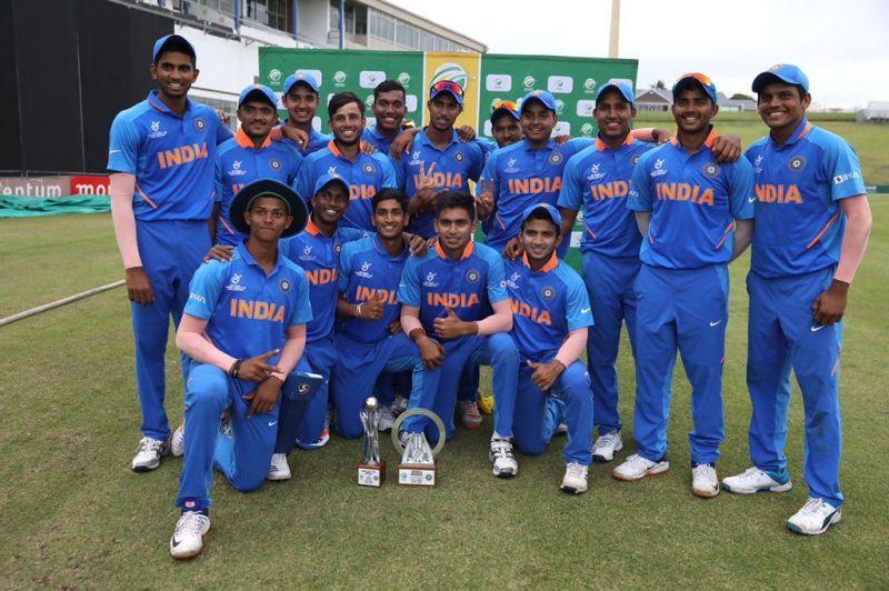 दक्षिण अफ्रीका को वनडे सीरीज में हराने के बाद भारतीय टीम
