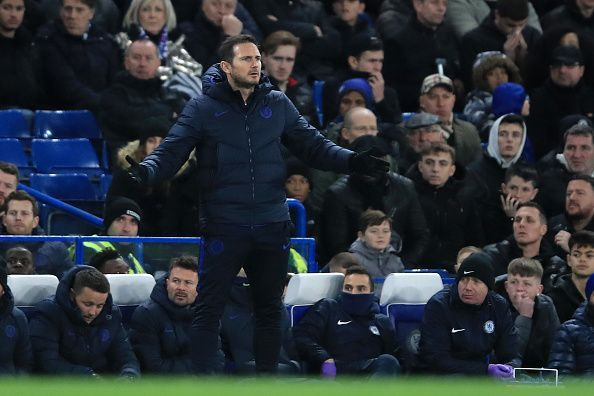 Chelsea under Frank Lampard are gunning for a good 2020