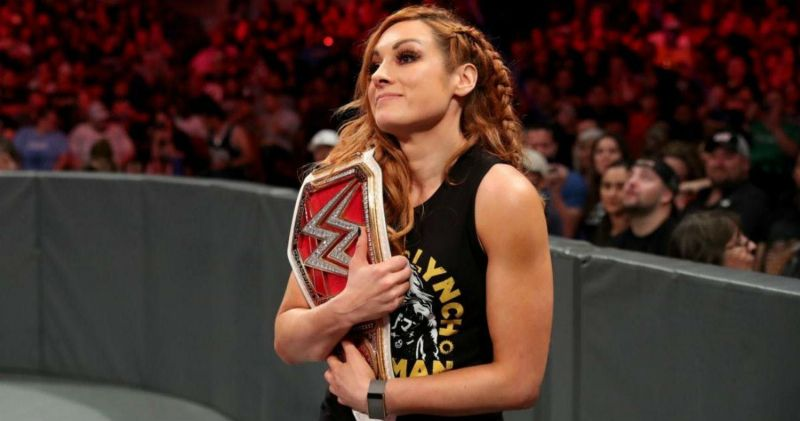 Will Becky Lynch retain at The Royal Rumble?