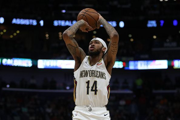 Brandon Ingram has performed well for the New Orleans Pelicans