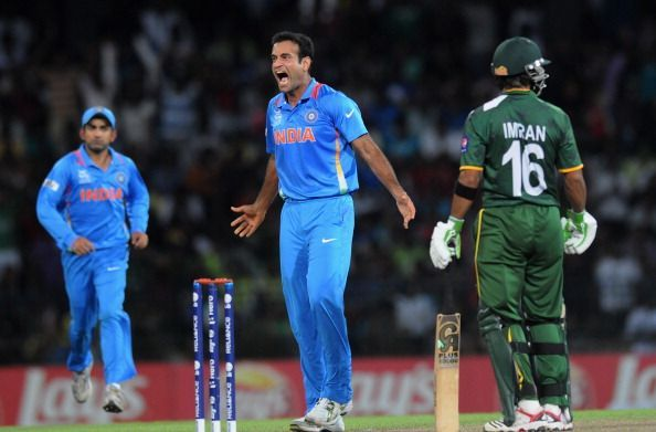 Irfan Pathan played 24 T20I matches for India