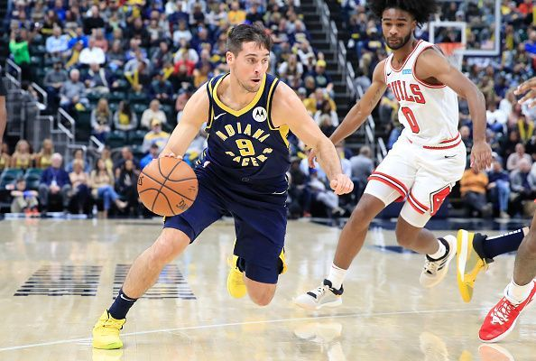 TJ McConnell is among the players that could exit the Pacers ahead of the trade deadline