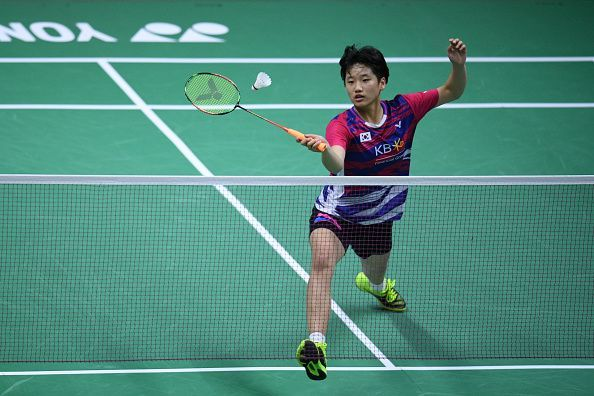 An Se Young exited Malaysia Masters early