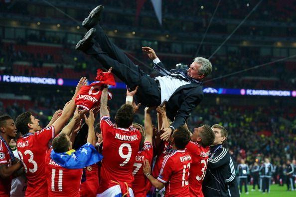 Borussia Dortmund v Bayern Munich - UEFA Champions League Final