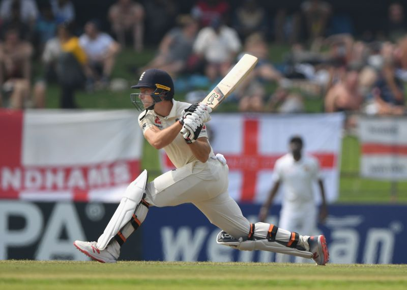 Jos Buttler using his wrists to reverse sweep in Sri Lanka