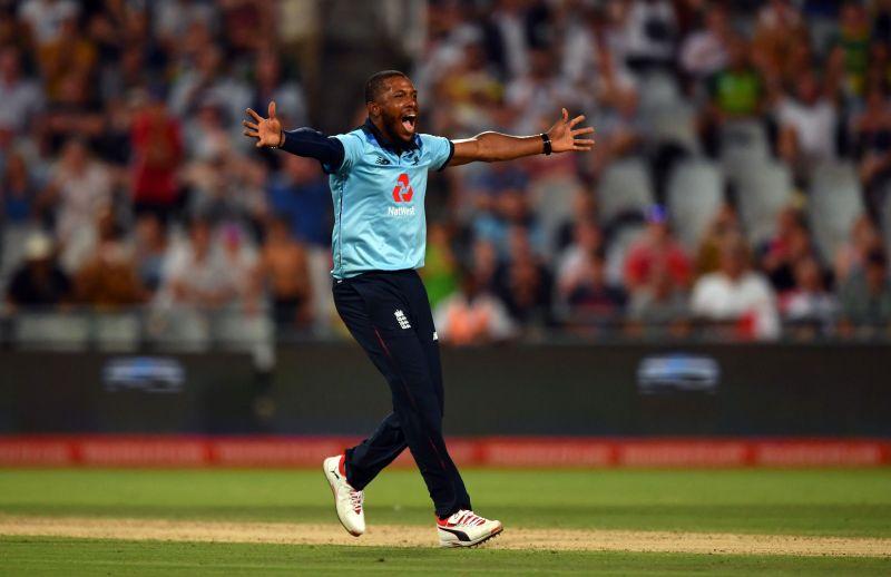 Chris Jordan believes that England