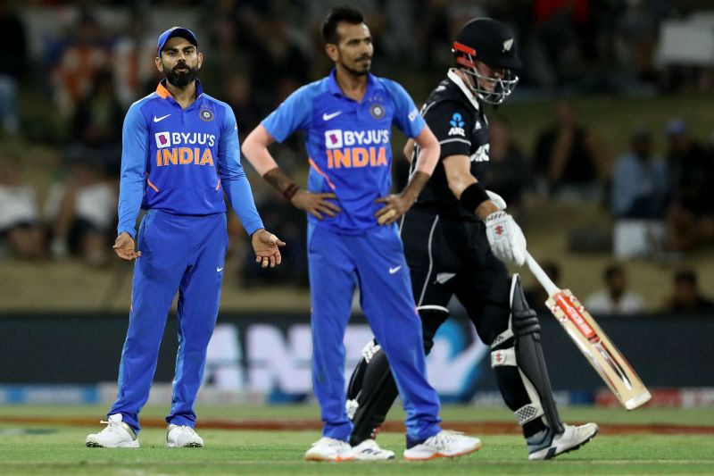 India were simply not up to the mark in the ODI series