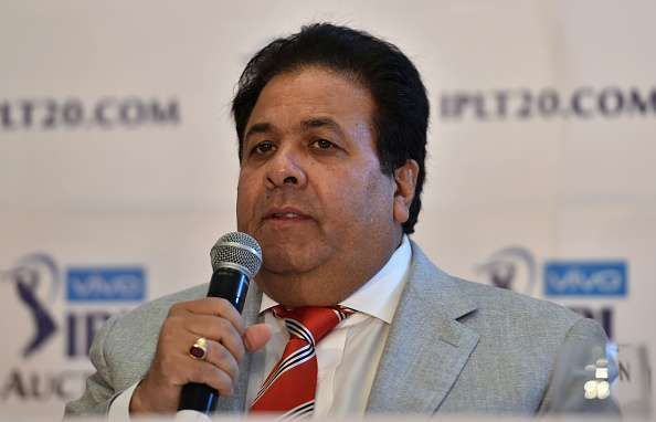 Rajiv Shukla also spoke about India