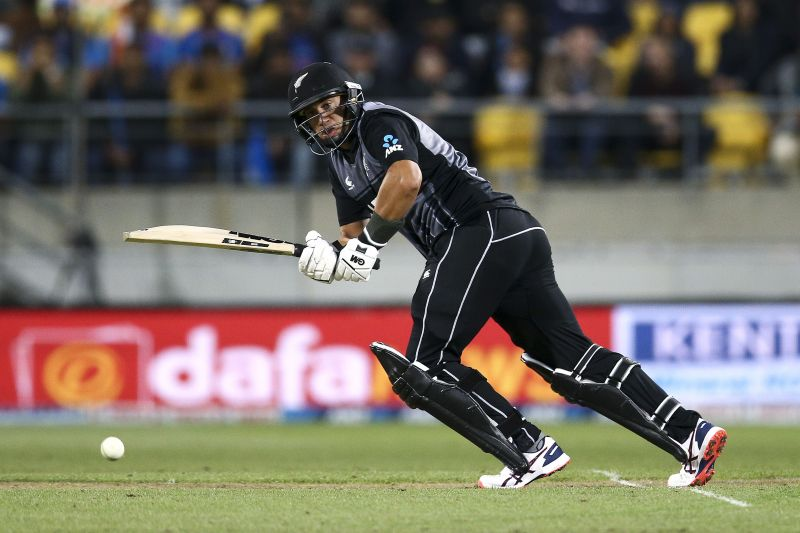 Ross Taylor had a strike rate of 131.74