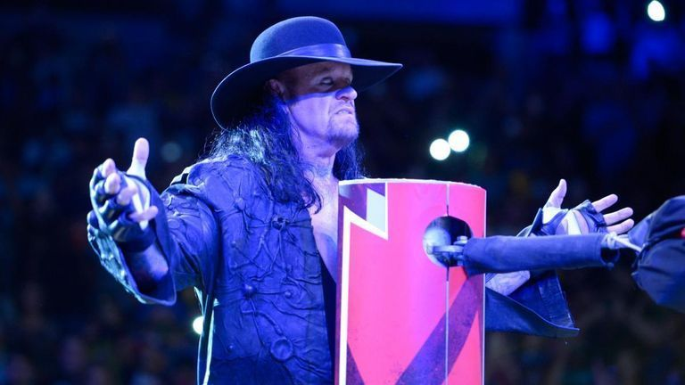 The Undertaker is the most exceptional performer in the history of WrestleMania.