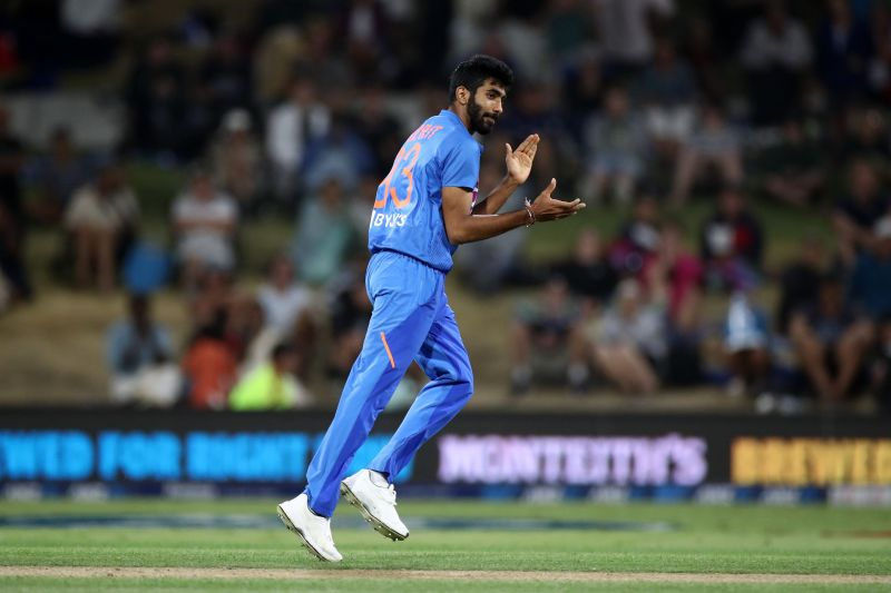 Jasprit Bumrah shone with the ball for India