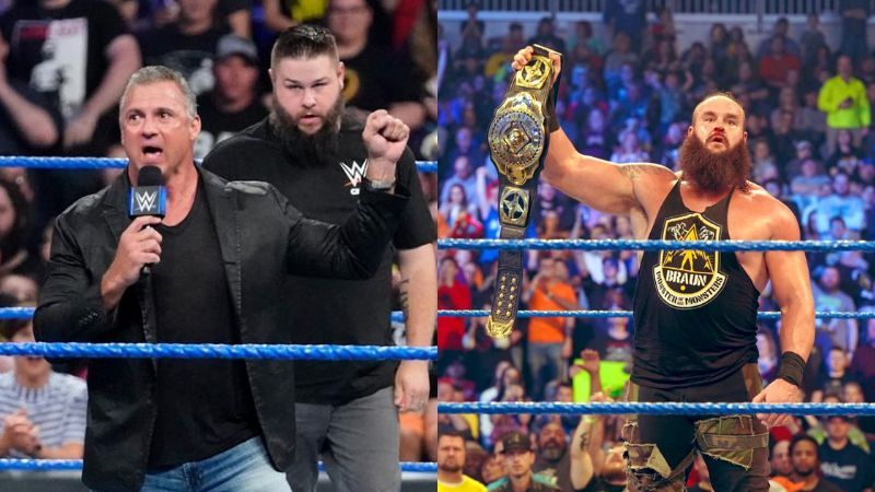 Shane could find many opportunities on RAW and SmackDown