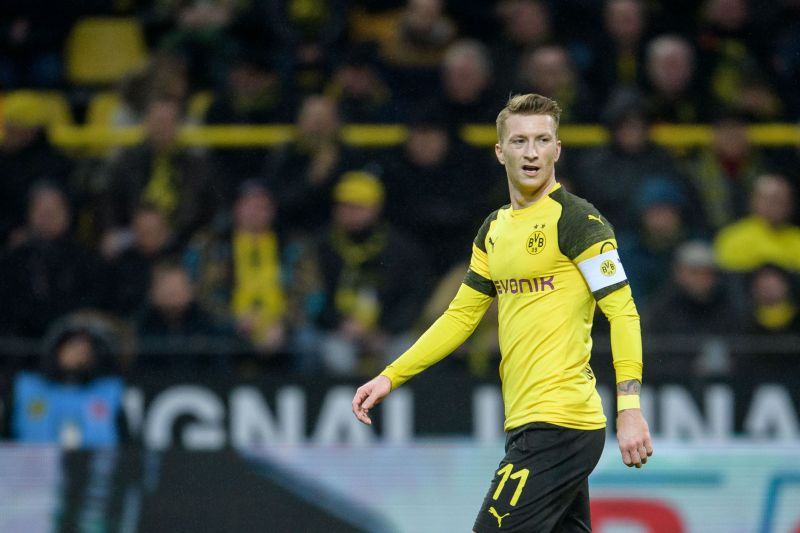 Borussia Dortmund will be without their captain for 4 weeks