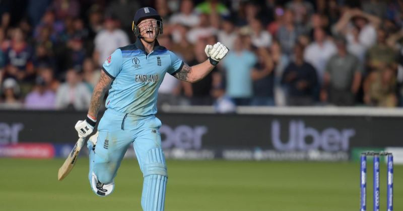 Ben Stokes stood up for his nation in the 2019 World Cup final.