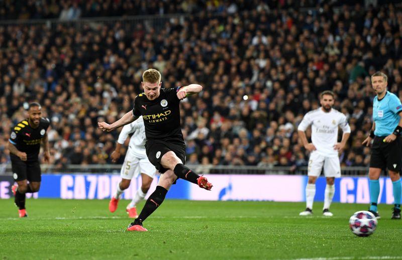 De Bruyne ended Manchester City