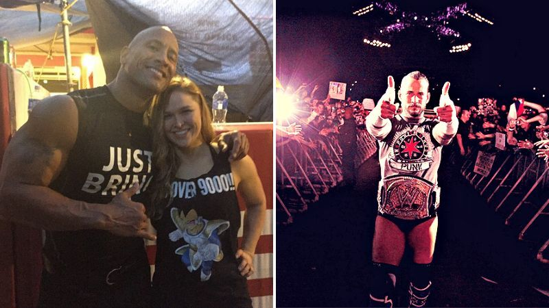 Could we see one of these three Superstars return at the Show of Shows?