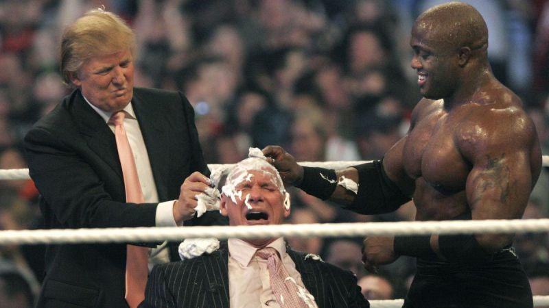 Vince McMahon has a pretty interesting history at WrestleMania