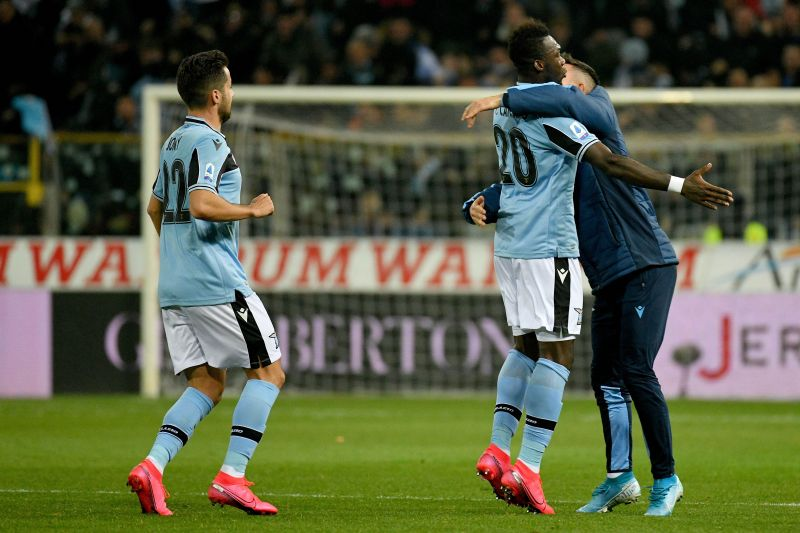 SS Lazio are now unbeaten in 18 league games in a row in Serie A