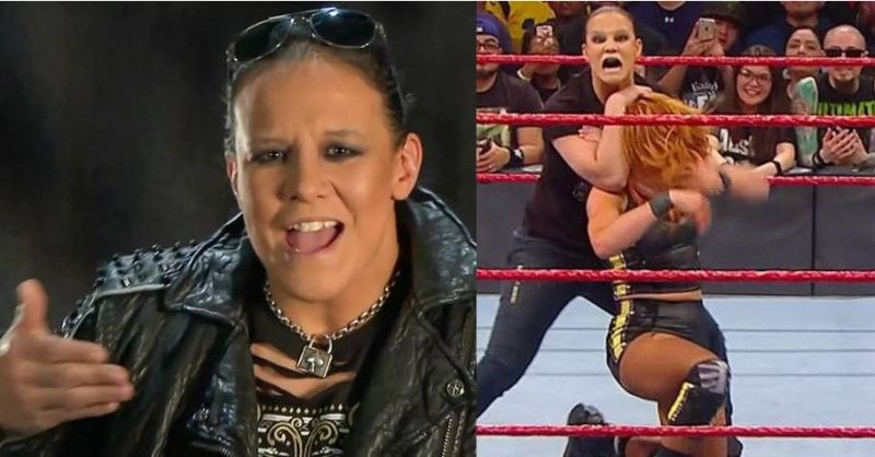 Shayna Baszler is as unapologetic and as dangerous as a pro wrestling heel could be