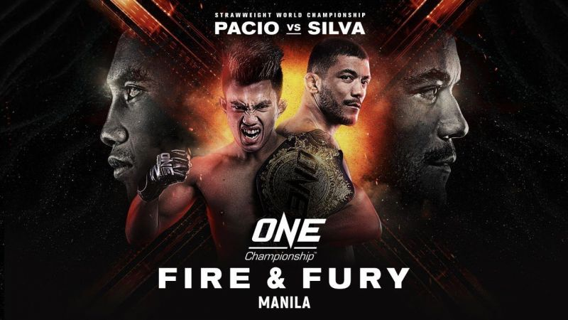 ONE Championship: Fire and Fury