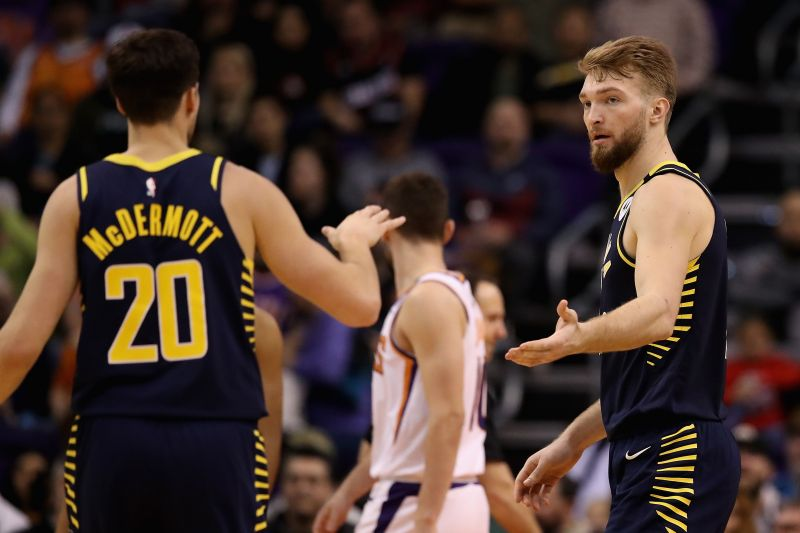 Domantas Sabonis has been among the breakout stars of the season