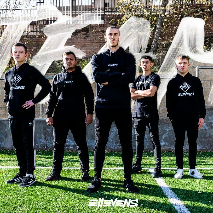 Ellevens is a new esports organization co-owned by Gareth Bale.