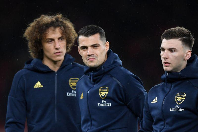 Granit Xhaka and David Luiz are often criticised unfairly