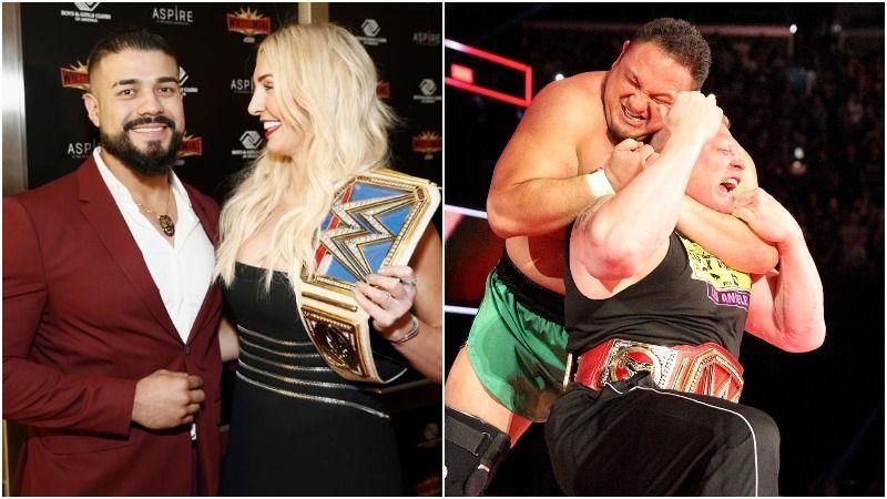Is Samoa Joe suspended by WWE?