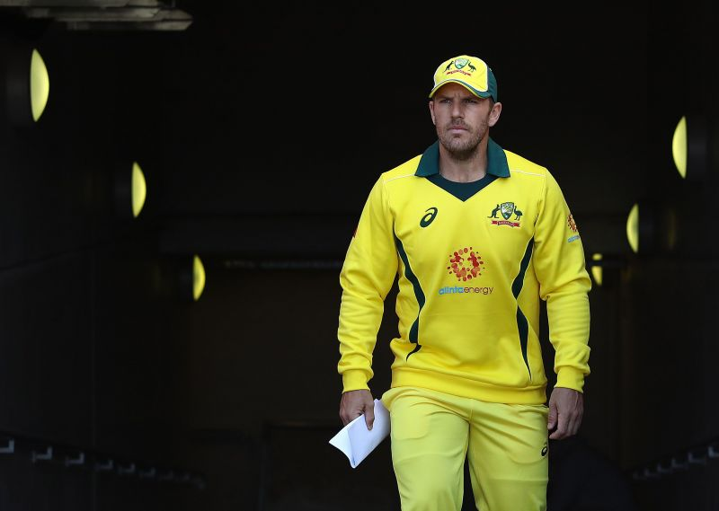 Aaron Finch will lead the side in both ODIs and T20Is