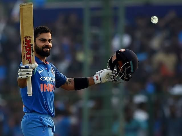 Kohli already has five hundreds to his name against New Zealand in ODI cricket