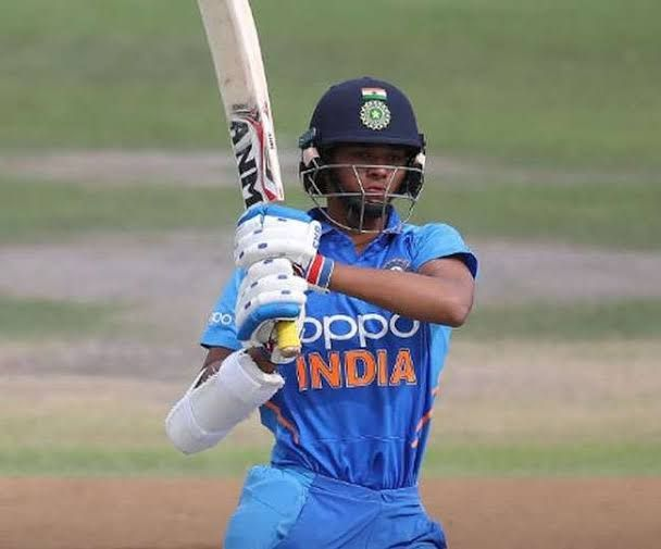 भारतीय अंडर-19 टीम के सलामी बल्लेबाज यशस्वी जयसवाल!