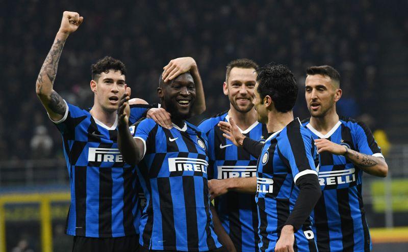 Inter Milan will face AC Milan at the San Siro on Sunday