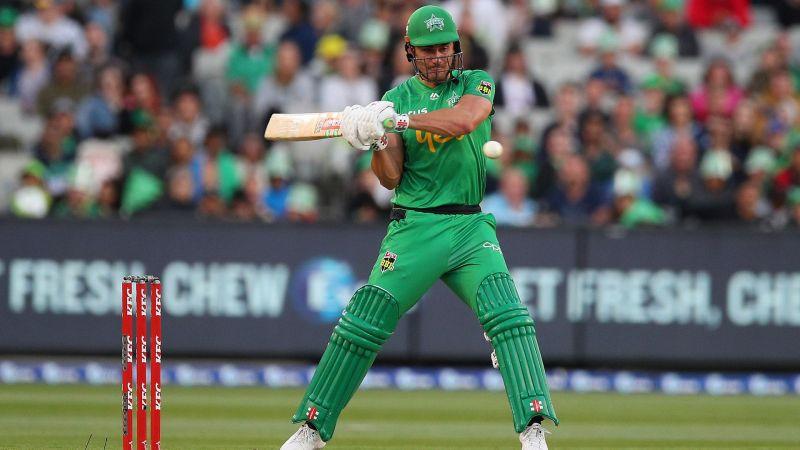Melbourne Stars batsman Marcus Stoinis