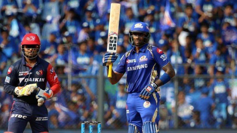 Suryakumar Yadav has been in terrific IPL form over the past two seasons