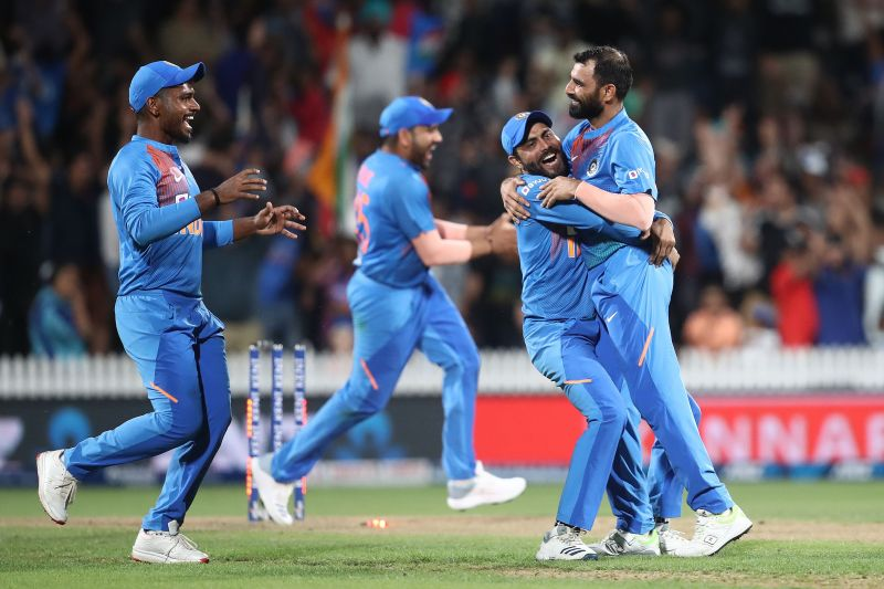Shami helped India miraculously escape defeat in the third T20I and force the game into a Super Over