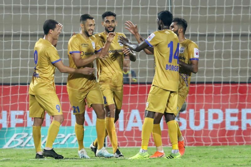 Mumbai City FC can go five points clear of Chennaiyin FC, having played two more games