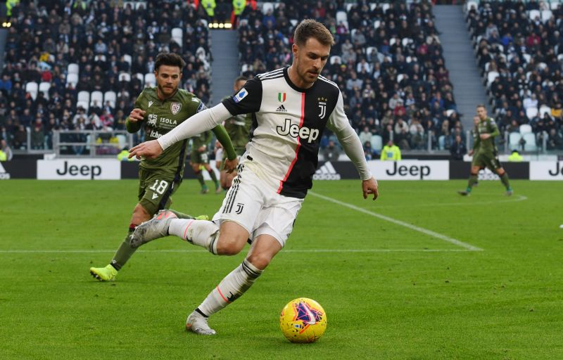 Aaron Ramsey for Juventus